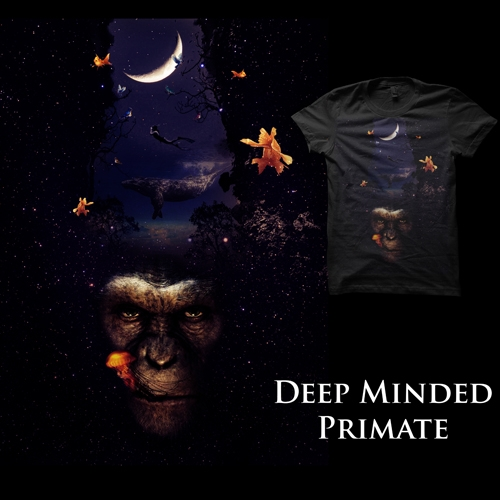 Deep Minded Primate