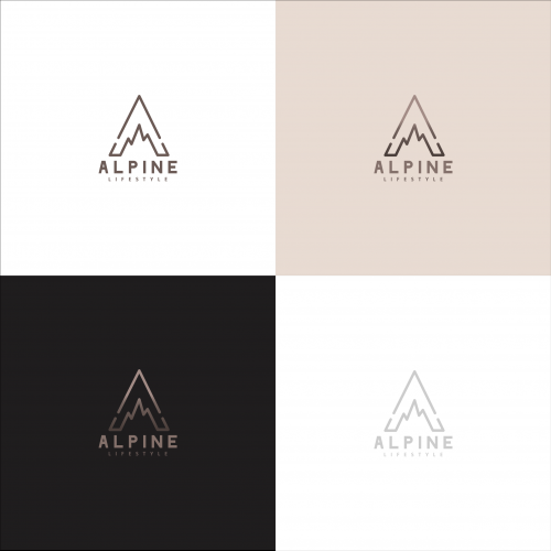 Alpine Adventures Logo