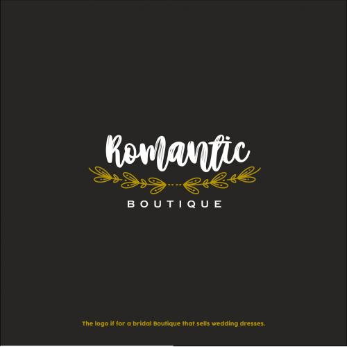 Romantic Boutique Luxury Logo