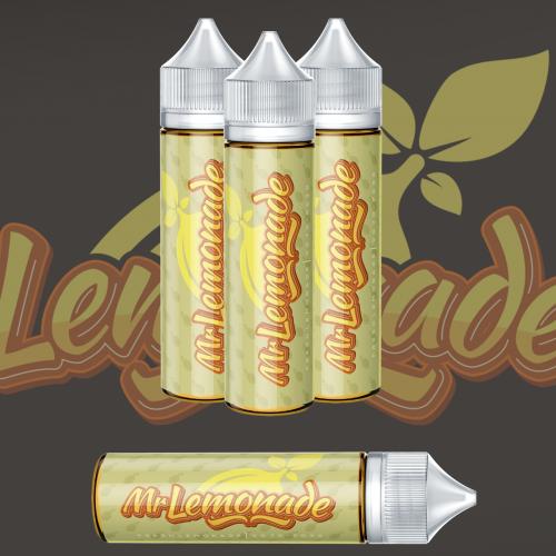 Mr.Lemonade Liquid Packaging
