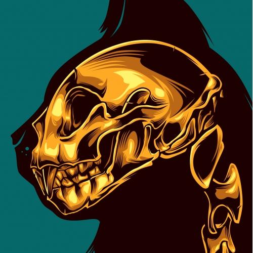 skull dog