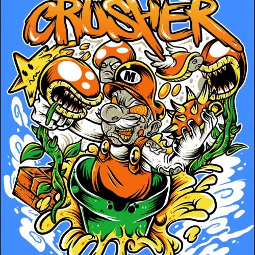 mario crusher