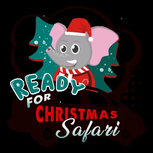Ready For Christmas Safari