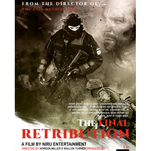The Final Retribution Movie Poster