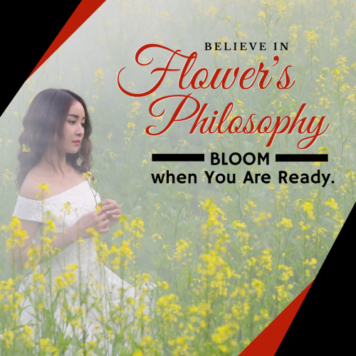 Bloom When You Are Ready
