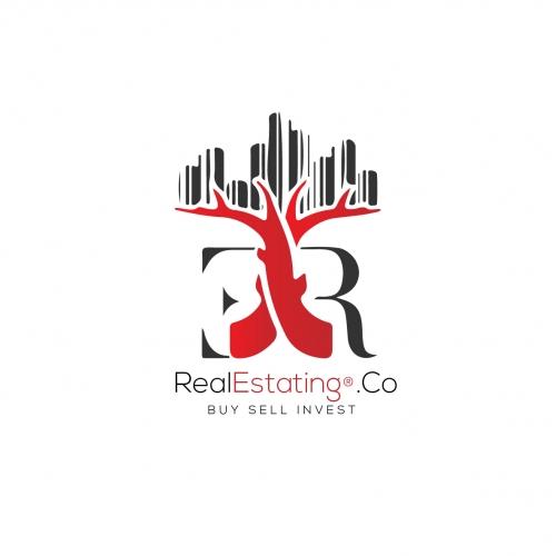 real estate logo with E