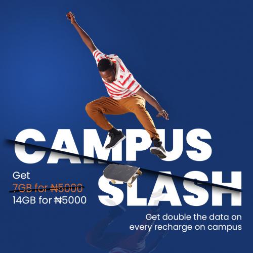 Campus Slash