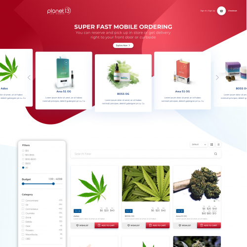 Ecommerce Website UI/UX Design