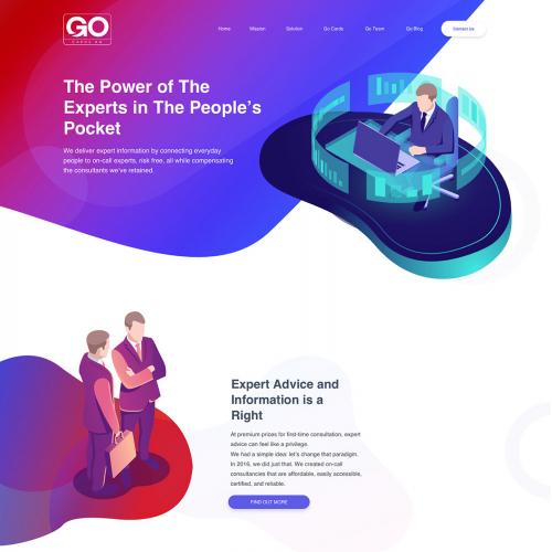 Website UI/UX Design