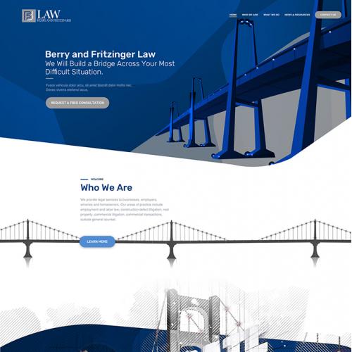 UI/UX Website Design