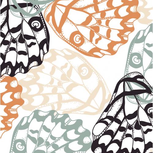 Flutter in colour