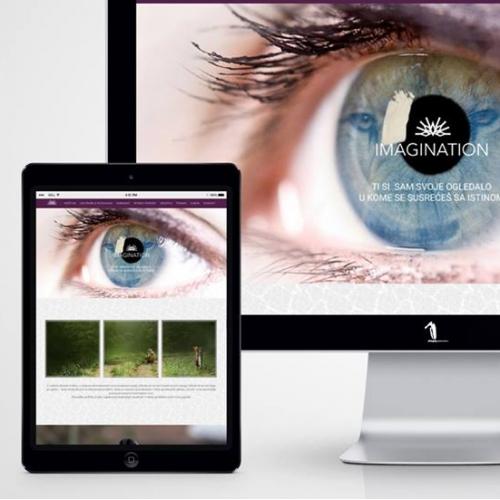 Imagination Website