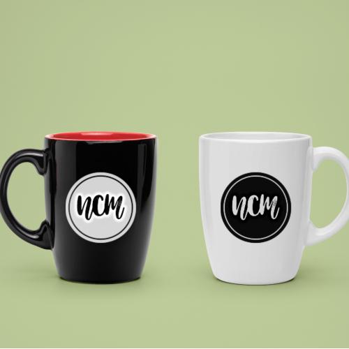 NCM Logo Mockup