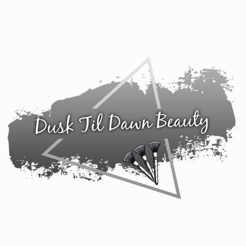 Dusk Til Dawn Beauty Logo