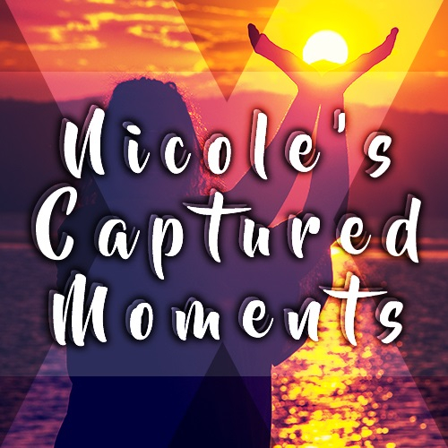Nicole's Captured Moments Logo