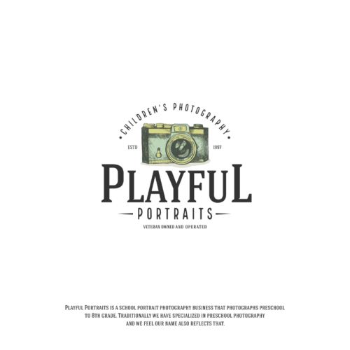 playful potraits