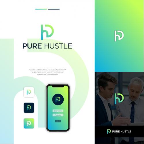 pure hustle