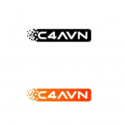 Tech Style Logo Design