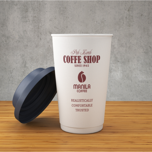 packaging coffe shop