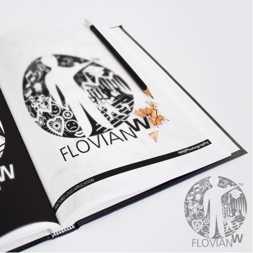 FlovianW - Psychologist Corporate Identity Project