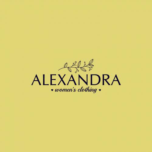 Logo concept for Women's Boutique