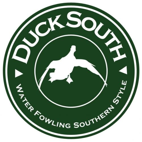 Duck Shooting Logo