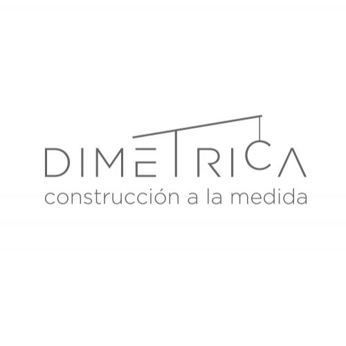 Dimetrica Logo design