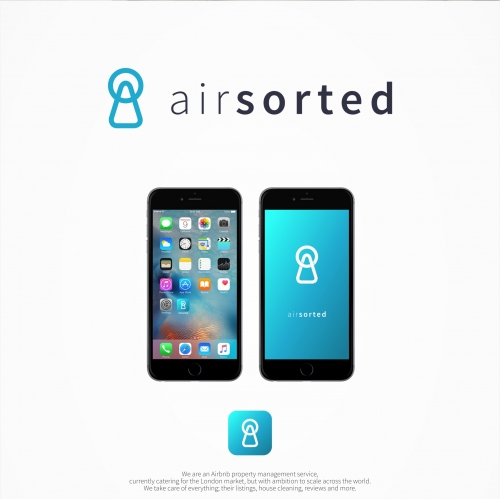 Airsorted's Logo