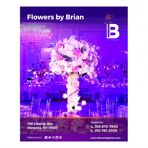 Flower by Brian Flyer Design