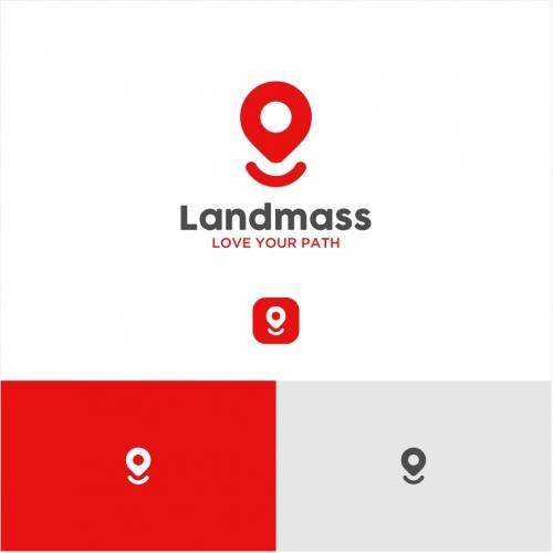 Landmass's Logo