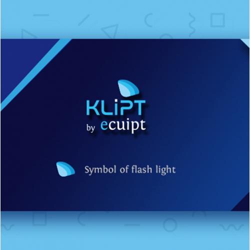 Logo for flashlight company