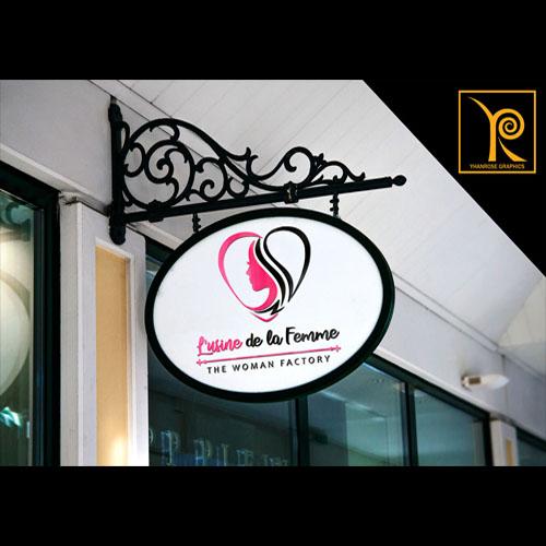 Logo Designs Salon
