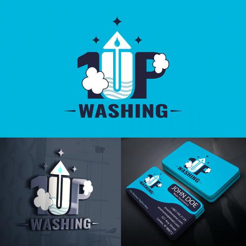 Logo Design for a Washing