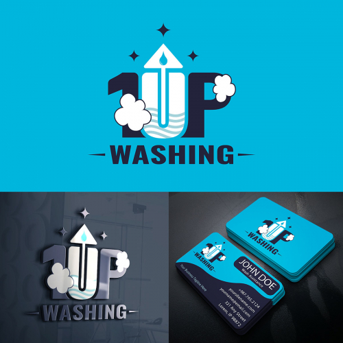 Logo Design for a Washing