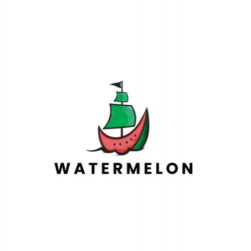 Watermelon ship Logo