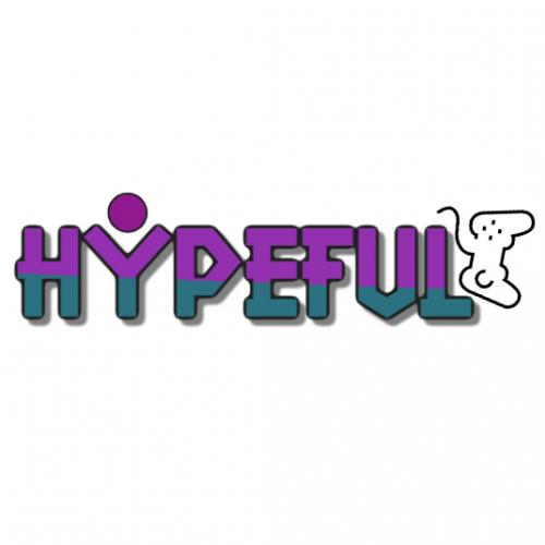 hypeful