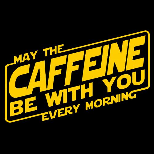 Caffeine with you