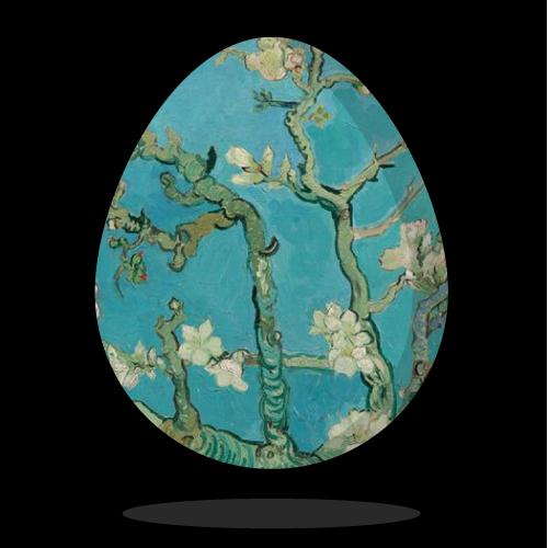 Artistic Egg