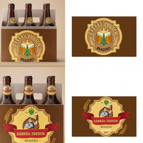Label Design for Beer