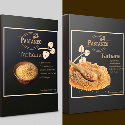 Design of Packing for Tarhana
