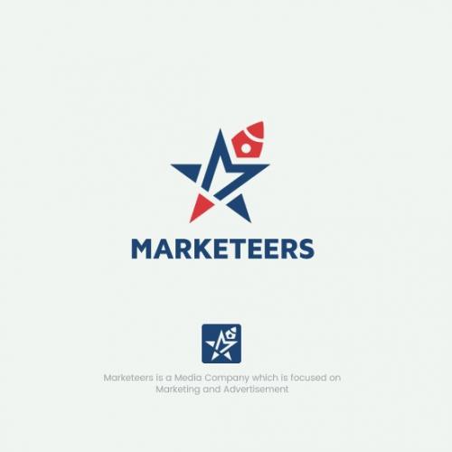 Designed Bold Logo For Media Company