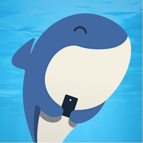 Phone whale