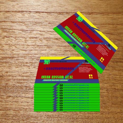 v-card
