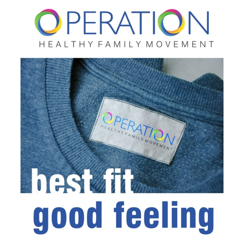 Logo for Operation Healthy Family Movement