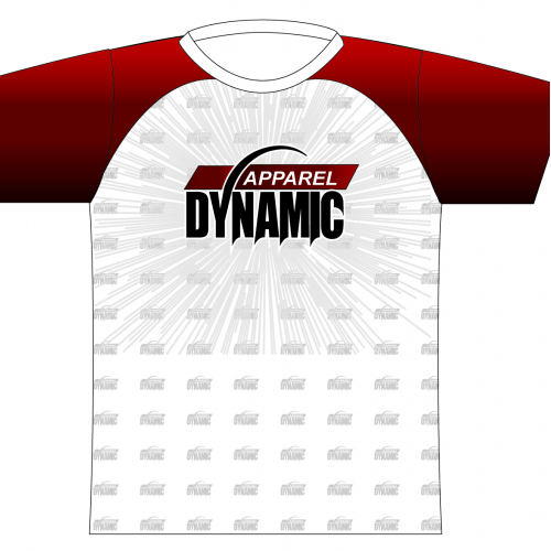 Dye Sublimated Shirt Design