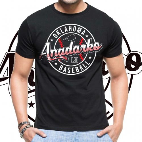 Baseball shirt design