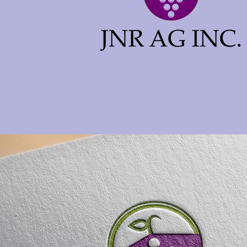 JNR AG INC. Logo
