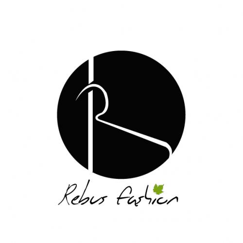Rebus Fashion Logo