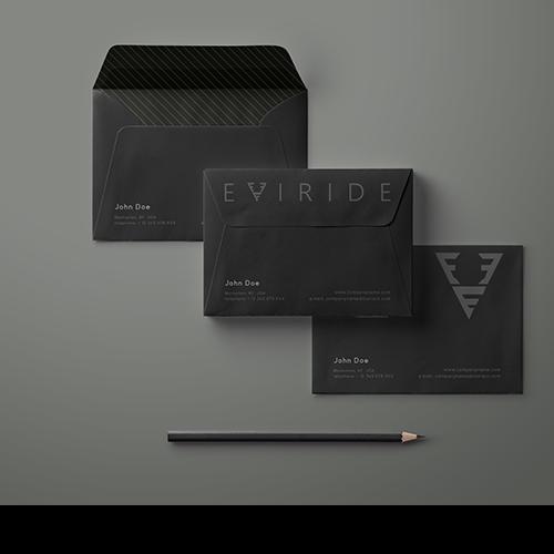 Eviride logo