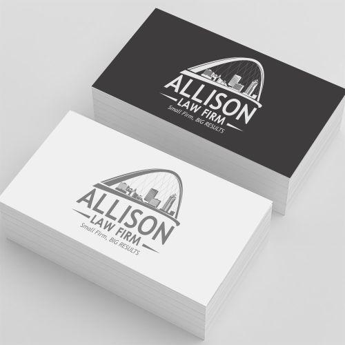 Atorney logo and business card design